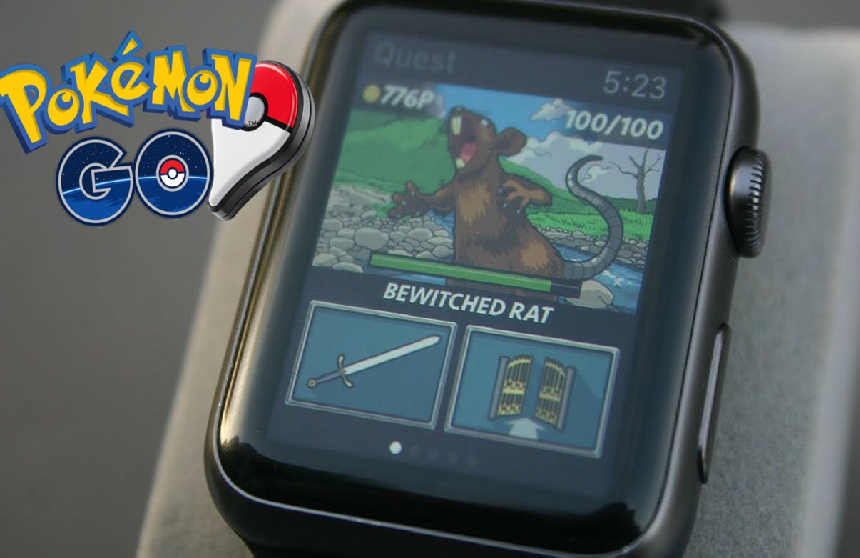c3fb4d902ef Pokemon Go is Really Coming to the Apple Watch   PERSONAL TECH   Telegiz   The Latest Technology News and Cool Stuff