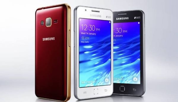 Samsung Z2 First Tizen Powered 4g Smartphone Launched In India For