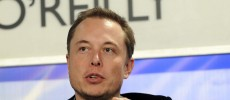 Elon Musk, the founder of Tesla and SpaceX. (JD Lasica/CC BY-NC 2.0)