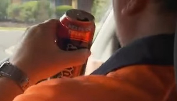 The United States Military has warned  service members against consuming energy drinks. (YouTube)