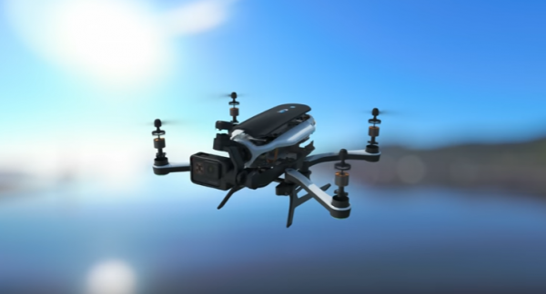 GoPro said on Wednesday at the ongoing annual Consumer Technology Show that its tests on the Karma Drone is almost complete. (YouTube)