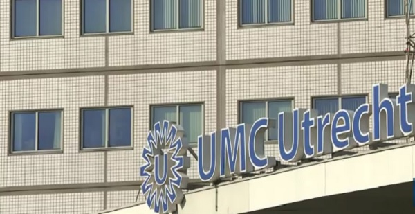 """The Utrecht University Medical Center attributed the mistake to a """"procedural error."""" (YouTube)"""