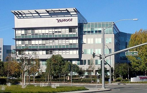 Yahoo's core business has been sold to Verizon for $4.8 billion. (Coolcaesar/CC BY-SA 3.0)