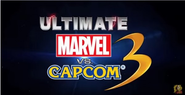 'Ultimate Marvel vs Capcom 3'
