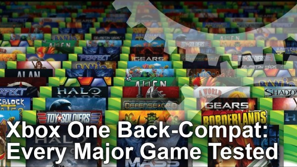 Xbox One Backwards Compatibility Update: TWO New Titles