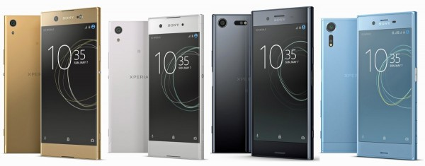 Lineup of Sony Xperia Smartphones Leaked Before Official Unveiling at MWC 2017