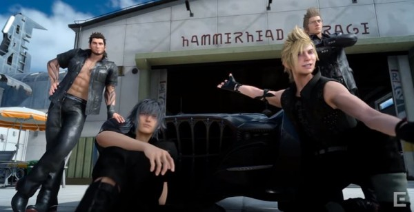 Final Fantasy XV is an action-RPG video game developed by Square Enix for the PlayStation 4 and Xbox One consoles.
