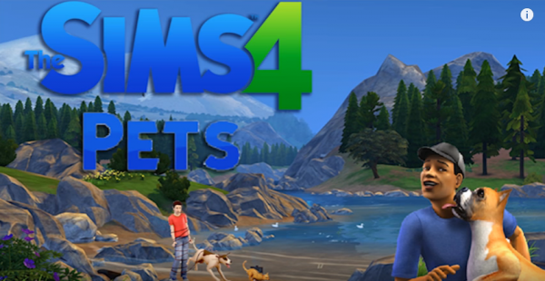 """The latest updates reveal details on """"The Sims 4: Dogs and Cats"""", """"The Sims 4: Eco-Living Stuff"""", and """"The Sims 4: Fitness Stuff"""".  (YouTube)"""