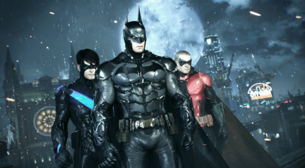 'Batman: Arkham Insurgency' will likely debut at E3 in June. (YouTube)