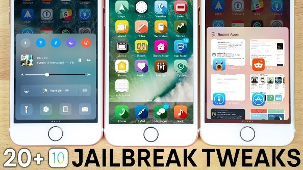 Experts have warned that getting conned by fake jailbreak sites is dangerous as their main goal is to infect devices with malware that can compromise personal data. (YouTube)