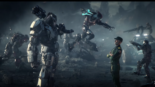 """""""Halo Wars: Definitive Edition"""" would be made available on April 20, 2017. (YouTube)"""