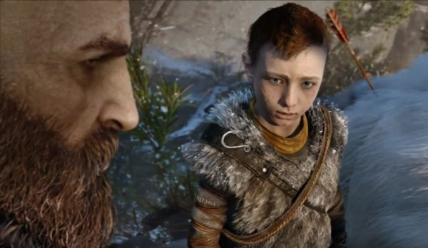 "The ""God of War "" game will likely arrive on PS4 and PS4 Pro in Holiday 2017.  (YouTube"