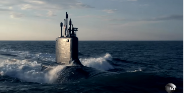 Tourists may soon have the chance to tour underwater as China and Russia develop the world's first commercial submarine. (YouTube)