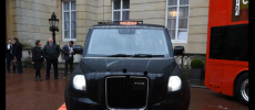 China's Geely opened its first electric vehicle factory for London's iconic black taxi in the UK. (YouTube)