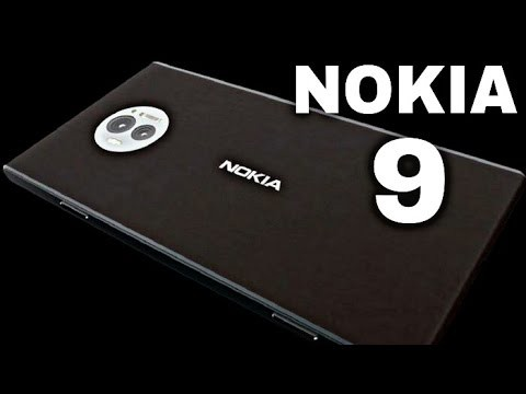 The upcoming Nokia 9 is reported to be priced at $699 in the US and will be released in Q3 this year. (YouTube)