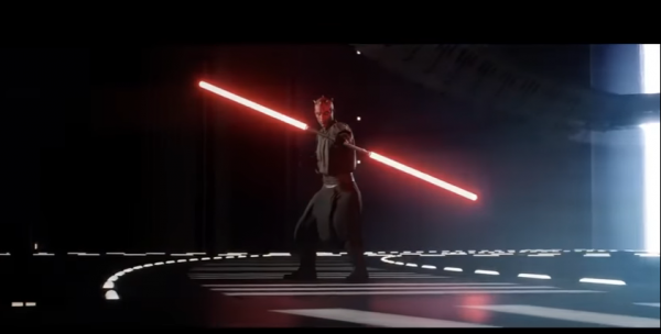 'Star Wars: Battlefront 2' leaked trailer offers a first look at Darth Maul, Rey, Kylo Ren and more Star Wars characters. (YouTube)