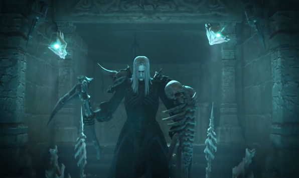 Diablo 3 Necromancer Class DLC might arrive before the end date of Season 10. (YouTube)