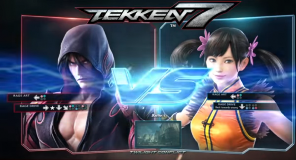 """""""Tekken 7"""" has a hefty download size on PS4 while PC version will support 4K, 60fps. (YouTube)"""