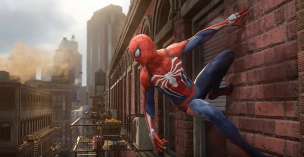 'Spider-man' PS4 new gameplay footage will be streamed at E3.  (YouTube)