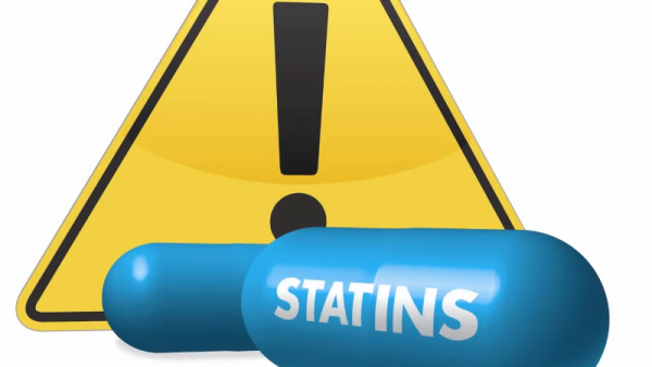 Erectile dysfunction, nausea, muscle pain, memory loss, and heart attack are some of the reported side effects of taking statins . (YouTube)