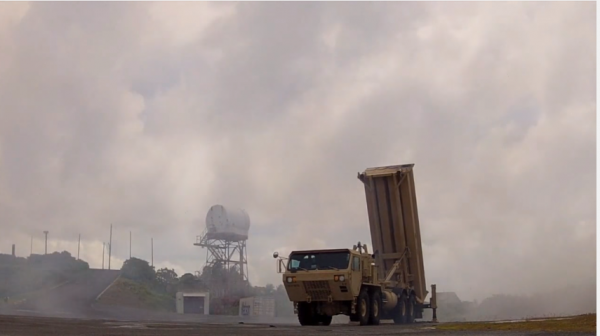 A former US official said that US' THAAD is not capable of intercepting China's ICBMs. (YouTube)