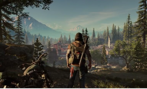 """Days Gone"" will be back at this year's E3 for a possible release date or launch window reveal. (YouTube)"