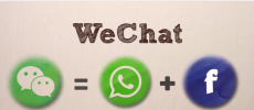 WeChat's 'Memories' could now synchronize to Facebook and Twitter. (YouTube)