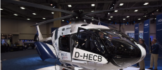 Airbus is starting to build its first helicopter assembly line in China. (YouTube)