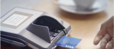A new fraud scheme is targeting chip credit cards.  (YouTube)