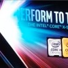 Intel Core i9 and other next-gen processors are being introduced.