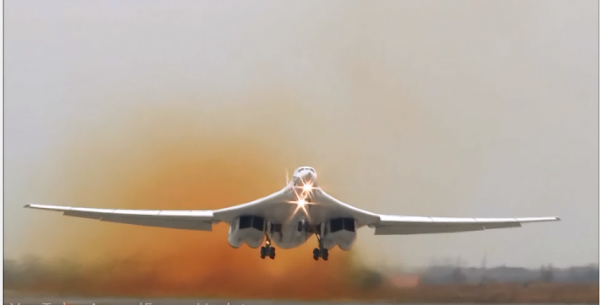 Russia resume production of the upgraded version of Tu-160 called the Tupolev Tu-160M2. (YouTube)