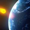 Czech astronomers warned on Tuesday that risk is growing that the earth could be hit by an asteroid from a meteor stream, Taurids. (YouTube)
