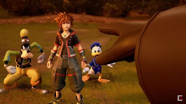 "Final information regarding ""Kingdom Hearts 3"" will be announced at D23 Expo. (YouTube)"