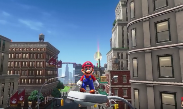 Super Mario Odyssey - Nintendo Switch Presentation 2017 Trailer (You Tube)