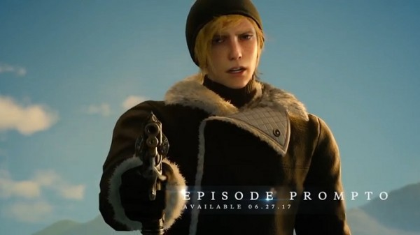 Final Fantasy XV's next DLC story Episode Prompto will launch on June 27. (YouTube)