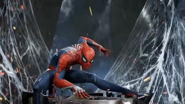 "Marvel and Insomniac Games Launched a new trailer for the ""Spider-Man"" PS4 game at E3 2017. (YouTube)"
