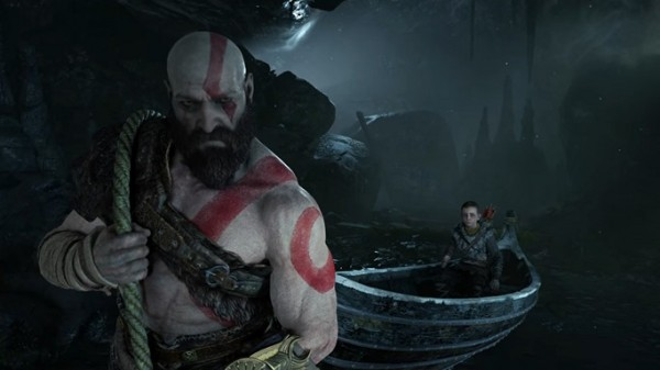 "The new ""God of War"" trailer explores the relationship of Kratos and his family, as well as discovering new threats in the Norse world. (YouYube)"