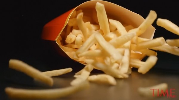 Can't Get Enough of French Fries? Scientists Say Eating French Fries Could Cause Your Death