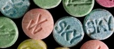 A Molly drug comes in different forms and designs.