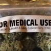 Cannabis are sealed for medical use.