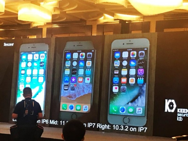 No Team Pangu Demo but MOSEC 2017 Hints of Imminent iOS 11 Jailbreak?