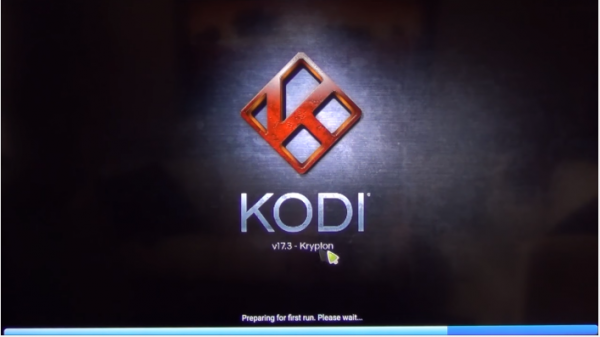A Kodi box made in China is being recalled because of fire risk. (YouTube)