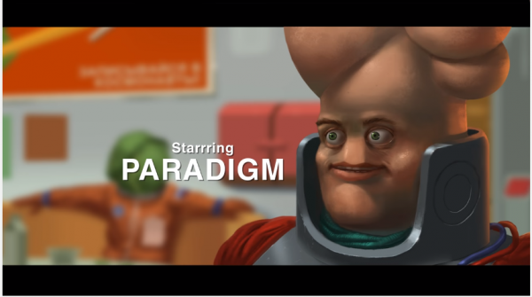 Developer of indie game 'Paradigm' gave out real free keys. (YouTube)