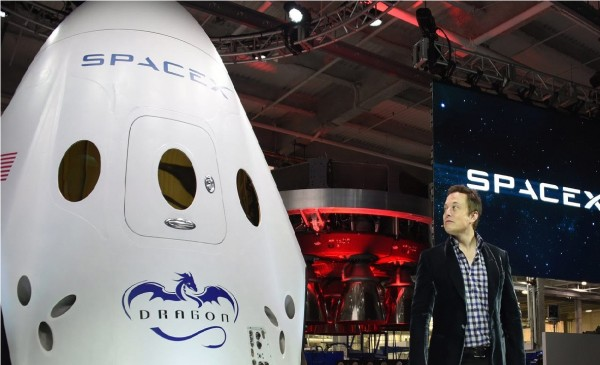 SpaceX will reportedly use one of its Falcon 9 rockets to launch the SWOT satellite into orbit. (YouTube)